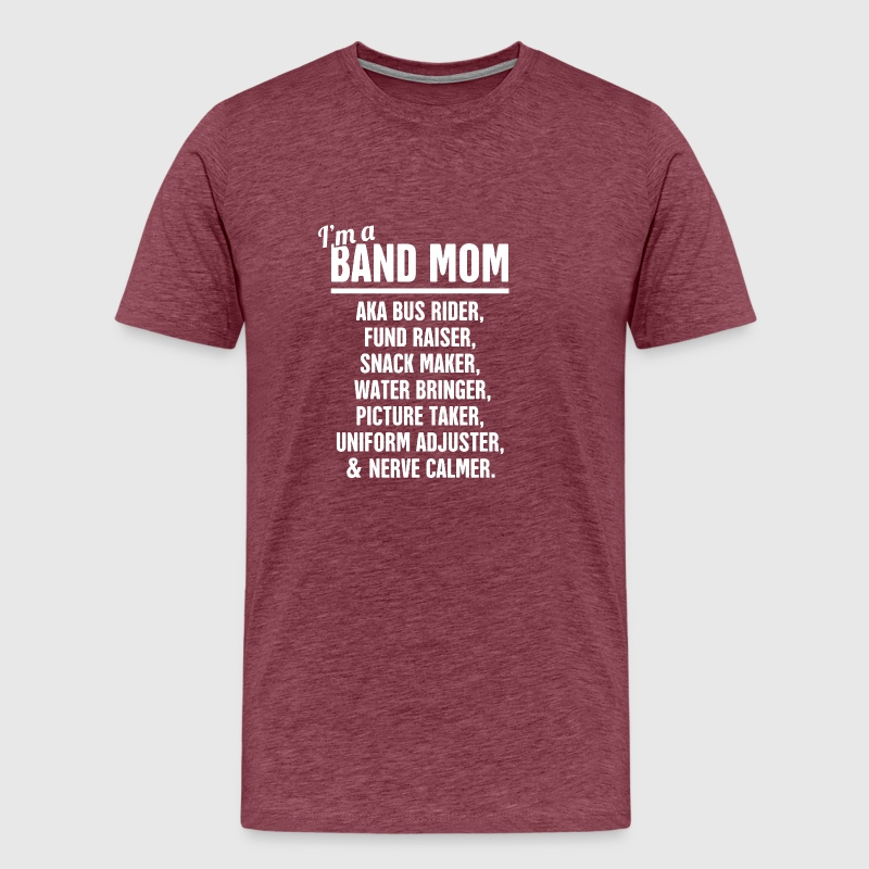 d618eeedd Funny Marching Band Mom by | Spreadshirt