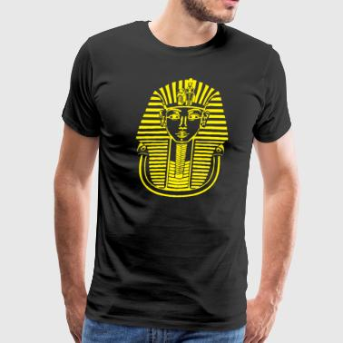 Ancient Kemet King Tut 2-Longsleeve - Men's Premium T-Shirt