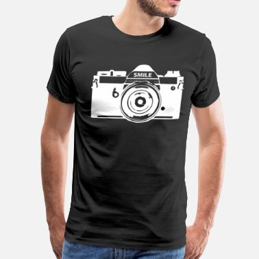Funny Photography Camera Photography - Men's Premium T-Shirt