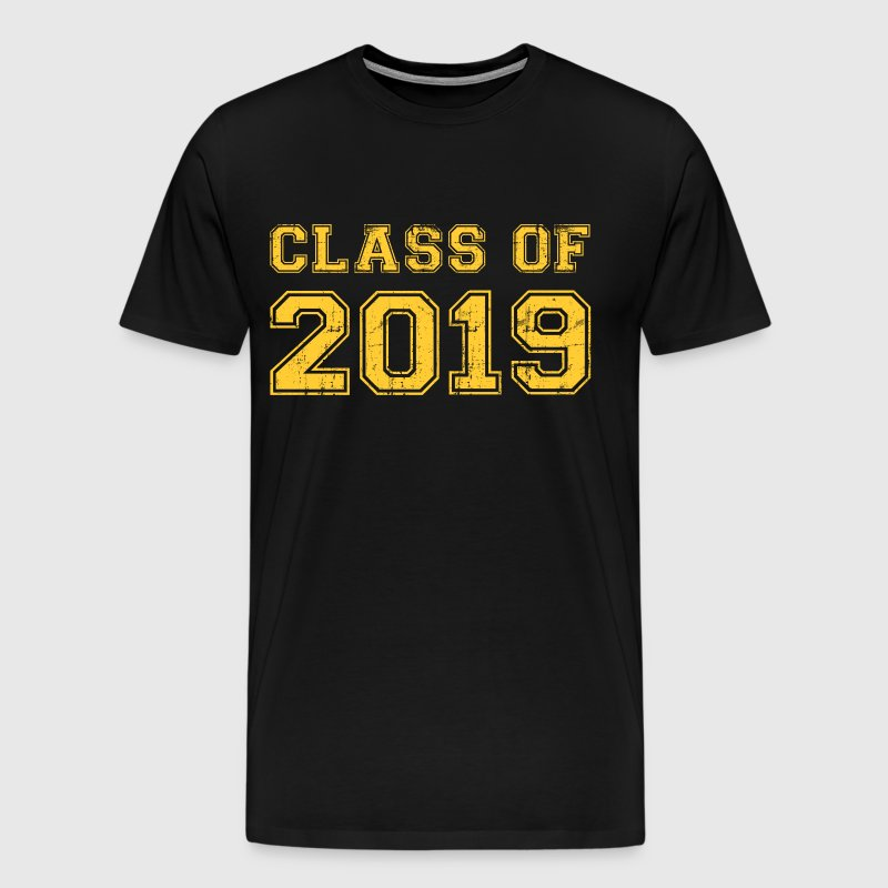 Class Of 2019 - Men's Premium T-Shirt
