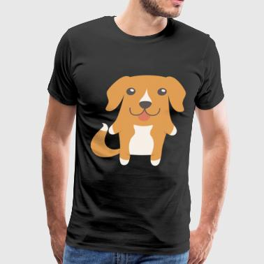 Toller Gift Idea - Men's Premium T-Shirt