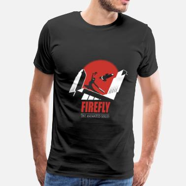 Fandom Firefly fan - The animated series - Men's Premium T-Shirt
