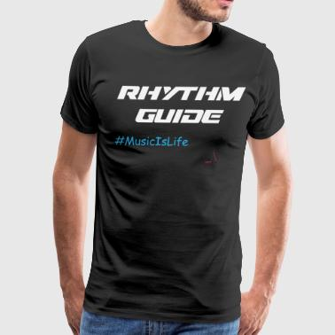 rhythm guide - Men's Premium T-Shirt