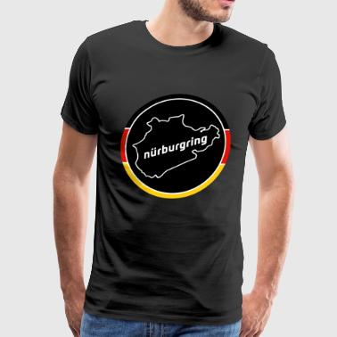 Nurburgring - Men's Premium T-Shirt