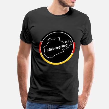 Nurburgring Nurburgring - Men's Premium T-Shirt