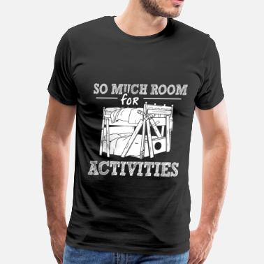 Step Step brothers - So much room for activities - Men's Premium T-Shirt