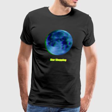 moon - Men's Premium T-Shirt