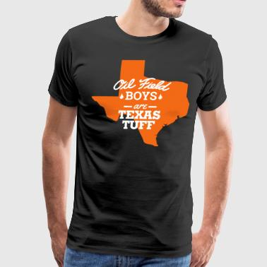 Tuff Texas Tuff - Men's Premium T-Shirt