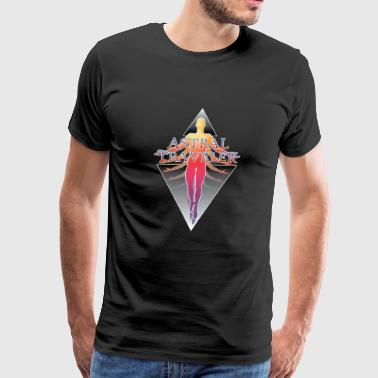 Astral Projection Astral Traveler - Men's Premium T-Shirt