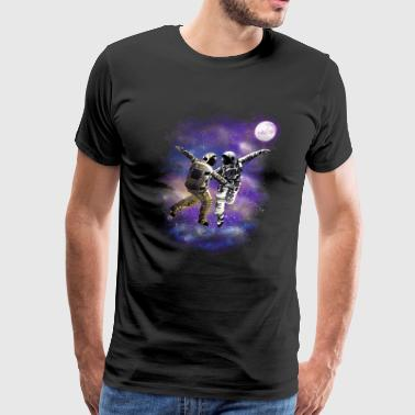 Space dancing - Men's Premium T-Shirt