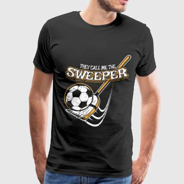 Funny Soccer Gift for Soccer Coaches, Players and Fans - Men's Premium T-Shirt