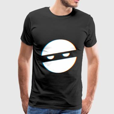 Japanese Girlfriend Psychedelic Ninja Gift for Japanese Martial Arts Fans - Men's Premium T-Shirt