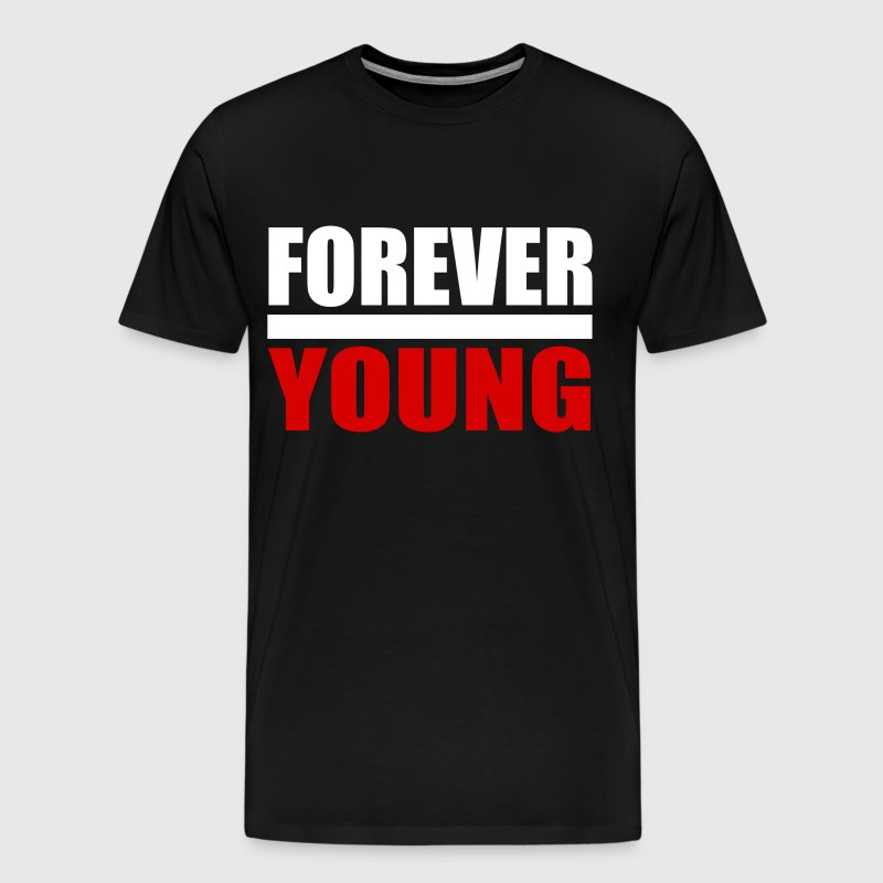For Ever Young - Men's Premium T-Shirt