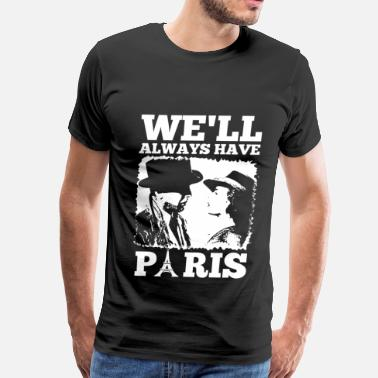Casablanca Casablanca - We'll always have Paris - Men's Premium T-Shirt