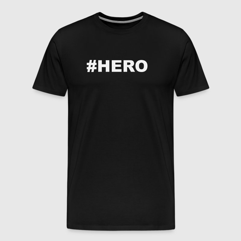 #Hero 1 (2141) - Men's Premium T-Shirt