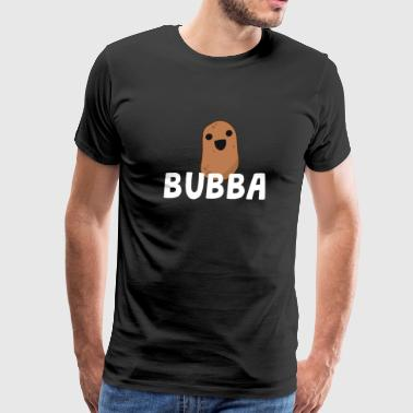 Bubba Potato Funny Brother Food Joke Gift - Men's Premium T-Shirt