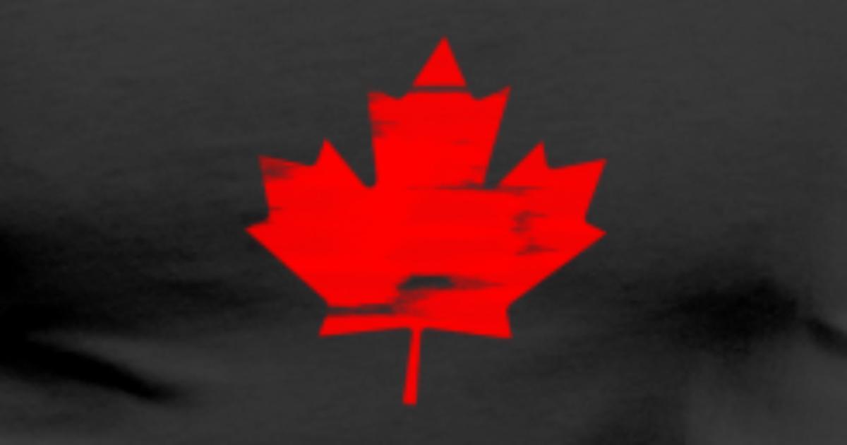 Canada Maple Leaf National Symbol Canadian Pride By Freshdressedtees