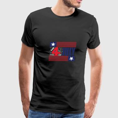 4th July - Men's Premium T-Shirt