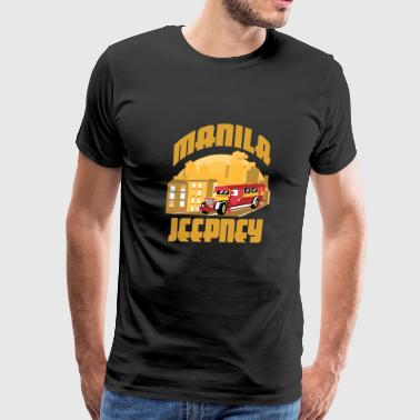 Manila Philippines - Men's Premium T-Shirt