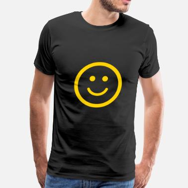 Smily Smilie - Men's Premium T-Shirt
