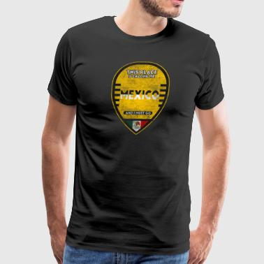 Mole Mexico - Men's Premium T-Shirt