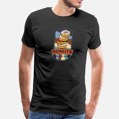 Sprinkles Donut - Men's Premium T-Shirt