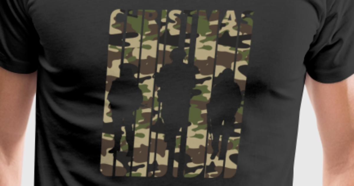 Vintage Christmas Gifts. Camouflage.Army Soldiers. by Vintage Retro ...