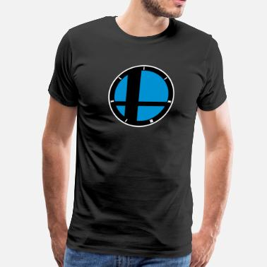 Super Smash Bros 42Kmi Smash Team - Men's Premium T-Shirt