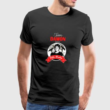 Salvatore team damon - Men's Premium T-Shirt