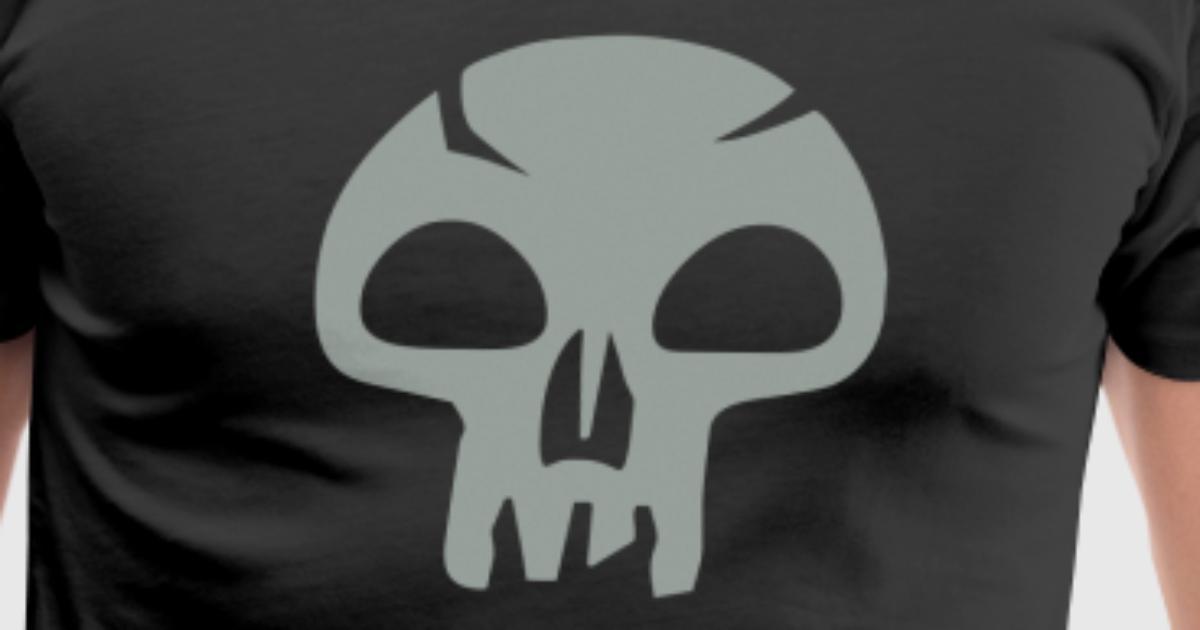Mtg Black Mana By Mythos Spreadshirt
