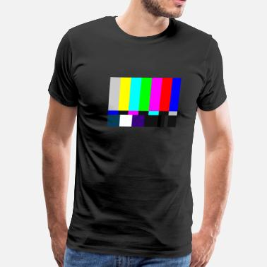 Color Color Bars - Men's Premium T-Shirt