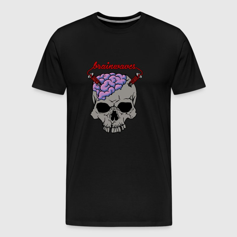 Brainwaves - Men's Premium T-Shirt