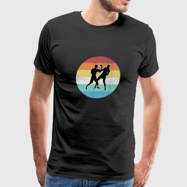 Fight The Power Boxing - Men's Premium T-Shirt
