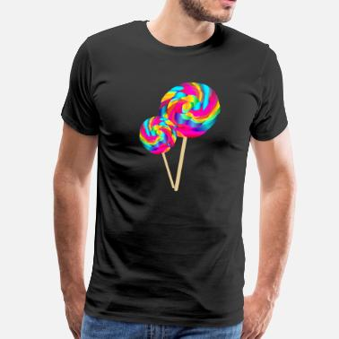 Lollipop Lollipop - Men's Premium T-Shirt