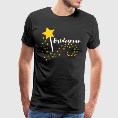 Pixie Dust Bridesman - Men's Premium T-Shirt