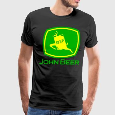 John Beer - Men's Premium T-Shirt