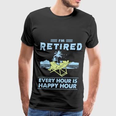 Every Hour is happy Hour1 - Men's Premium T-Shirt