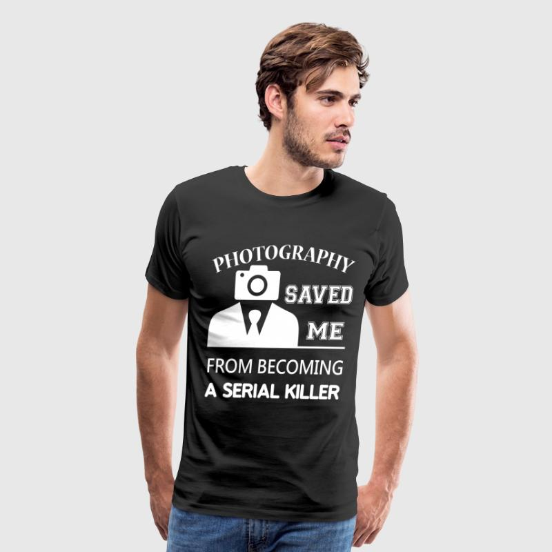 I'm Not A Serial Killer T Shirt - Men's Premium T-Shirt