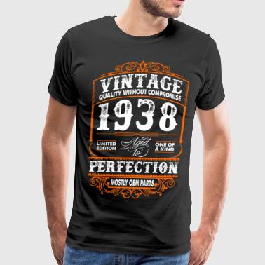 Vintage 1938 Perfection Mostly OEM Parts - Men's Premium T-Shirt