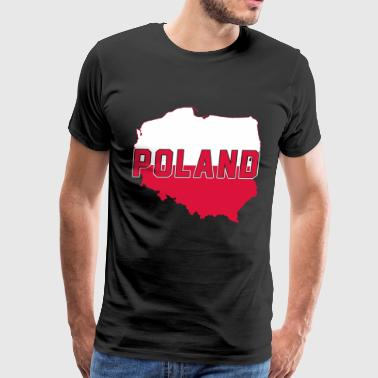 Poland - Men's Premium T-Shirt