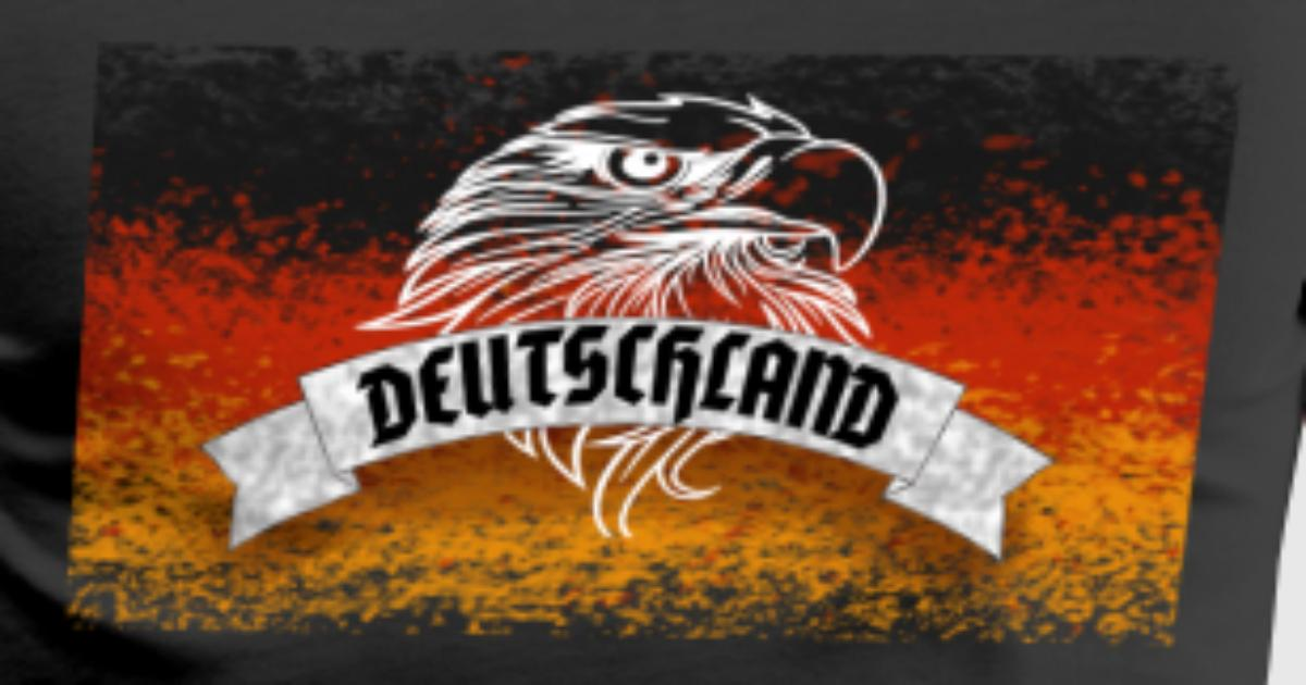 german Germany eagle flag Worldcup by   Spreadshirt