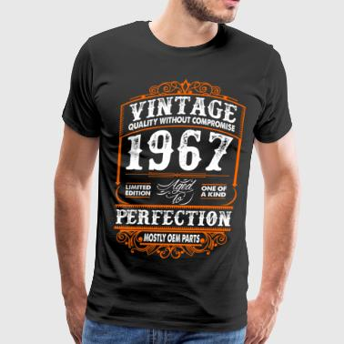 Vintage 1967 Perfection Mostly OEM Parts - Men's Premium T-Shirt