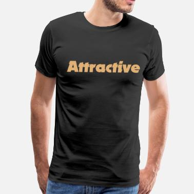 Law Attraction attractive - Men's Premium T-Shirt