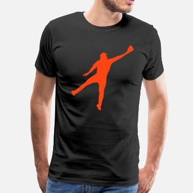 Jumpman Air Pence - Men's Premium T-Shirt