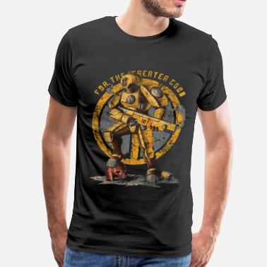 Eldar Tau Fire Warrior - Men's Premium T-Shirt