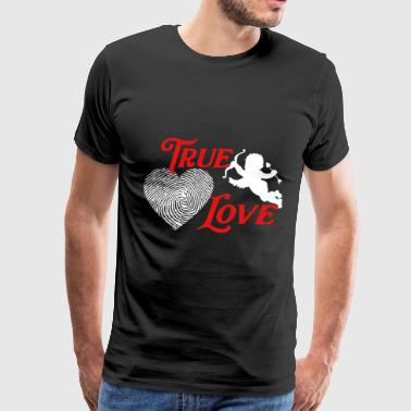 Valentine´s Day Love - Men's Premium T-Shirt