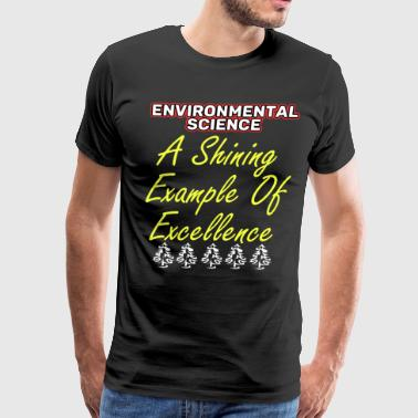 Intelligent Empowerment Excellence Tshirt Design Tested for excellence - Men's Premium T-Shirt