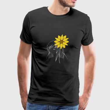 sunflower - Men's Premium T-Shirt