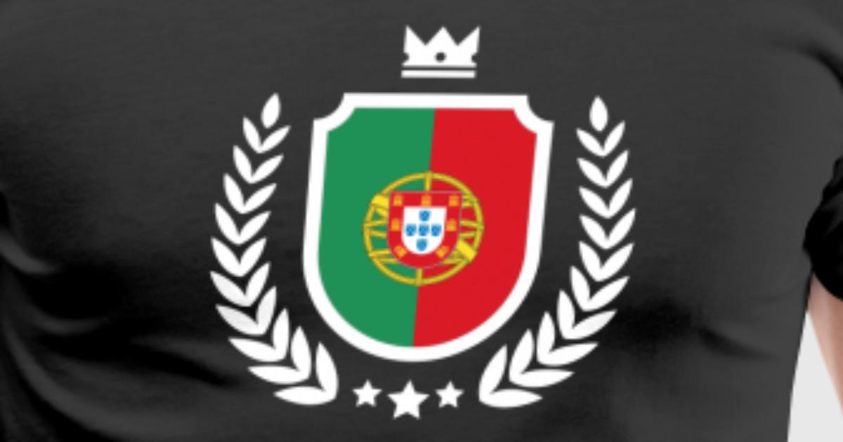 Portugal Soccer World Cup Emblem By Phy Z Spreadshirt