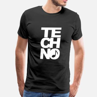 Techno Sports techno - Men's Premium T-Shirt